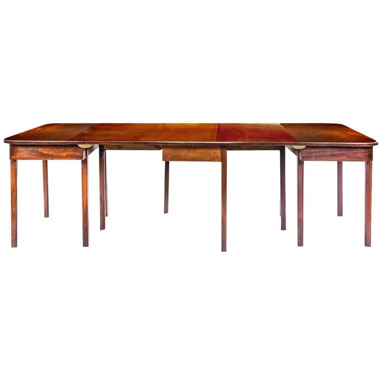 Images Of Th Century Mahogany Dining Rooms