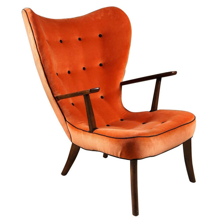 Pragh Chair Madsen & Schubel