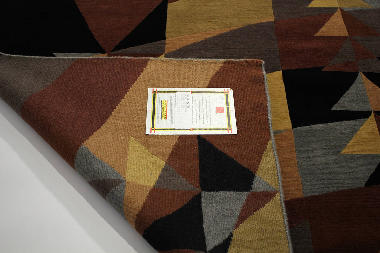 Frank Lloyd Wright Rug At 1stdibs
