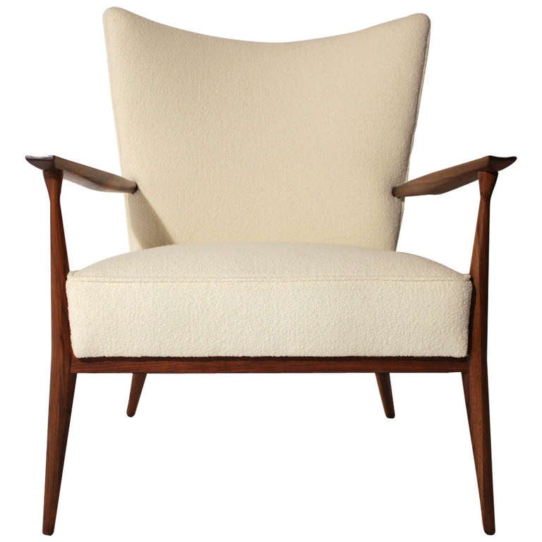 Paul McCobb for Directional Lounge Chair at 1stdibs