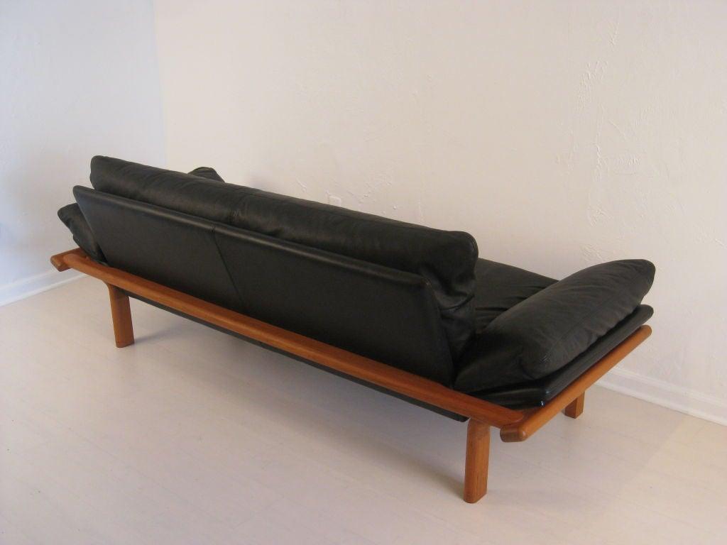 Sofa By Komfort Denmark At 1stdibs