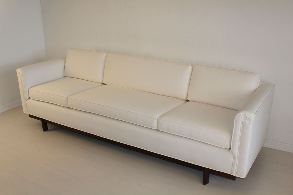 Heritage Henredon Sofa By Frank Lloyd Wright At 1stdibs
