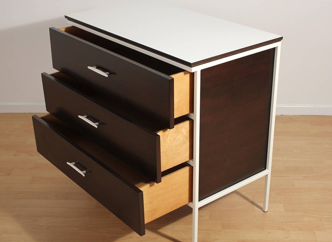 20th Century Vista of California, Three-Drawer Dresser For Sale