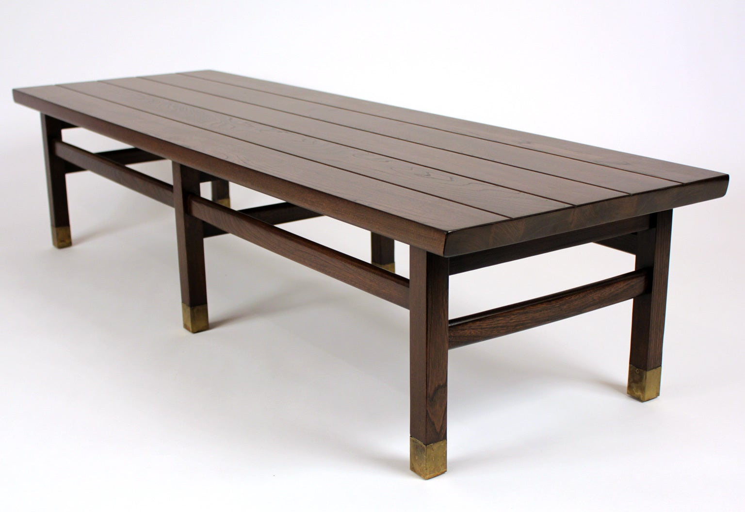 Harvey Probber Style Coffee Cocktail Table