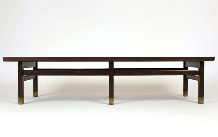 American Harvey Probber Coffee Cocktail Table For Sale