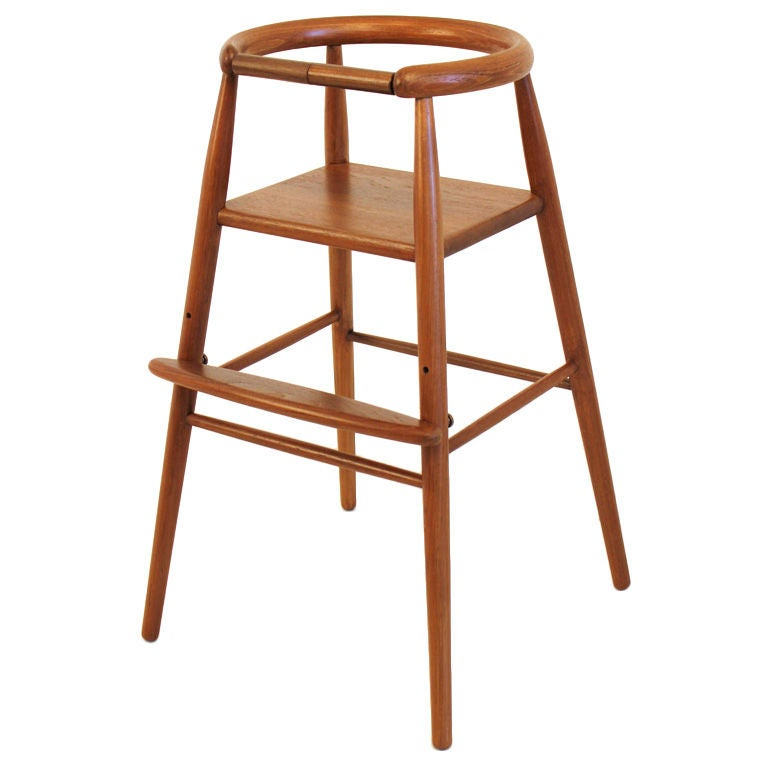 Nanna Ditzel High Chair At 1stdibs