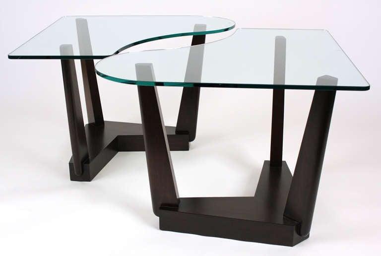 Paul Laszlo Custom End Tables For Sale 1