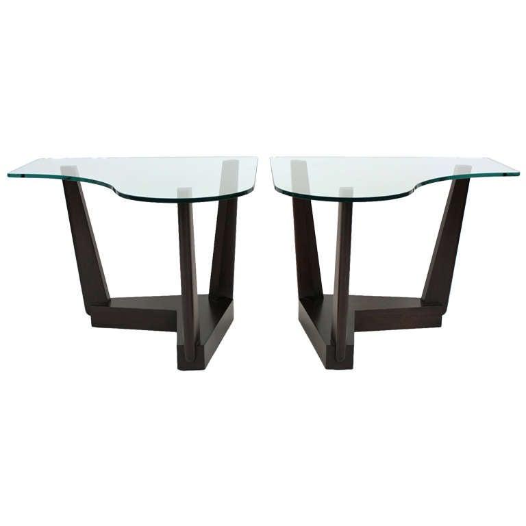 Paul Laszlo Custom End Tables