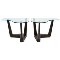 Paul Laszlo Custom End Tables