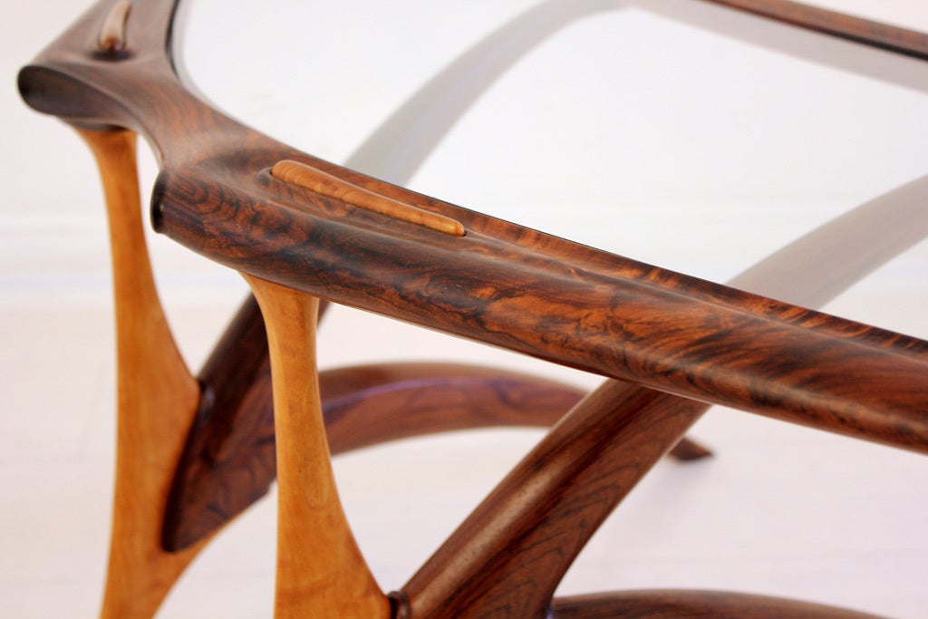 Craftsman Cocktail Table 7