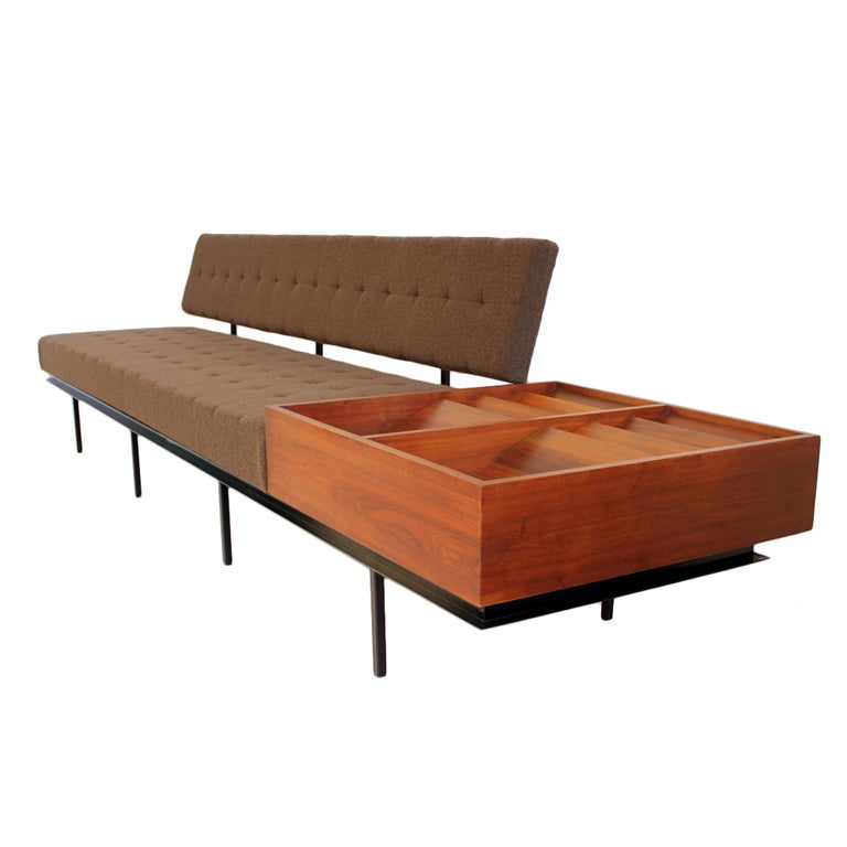 Florence Knoll Sofa At 1stdibs