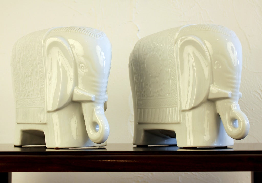 Hollywood Regency Maitland Smith Bookends For Sale