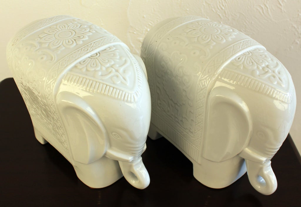 Chinese Maitland Smith Bookends For Sale