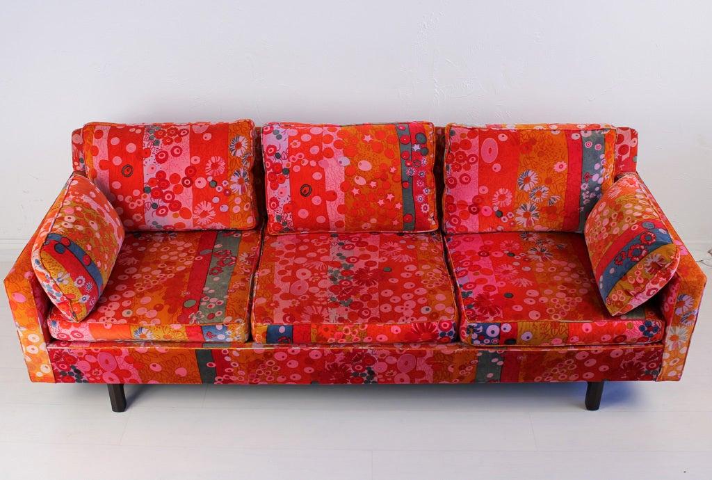 Dunbar Jack Lenor Larsen Sofa At 1stdibs