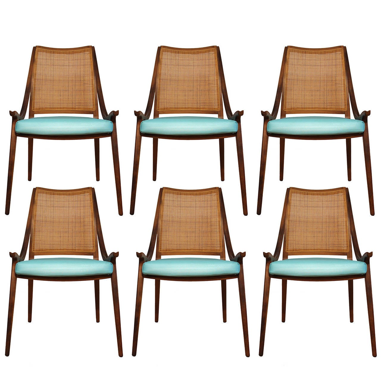 Richard Thompson For Glenn Of California Dining Chairs At
