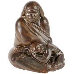 Donal Hord Sculpture