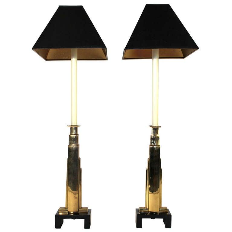Chapman Lamp Pair