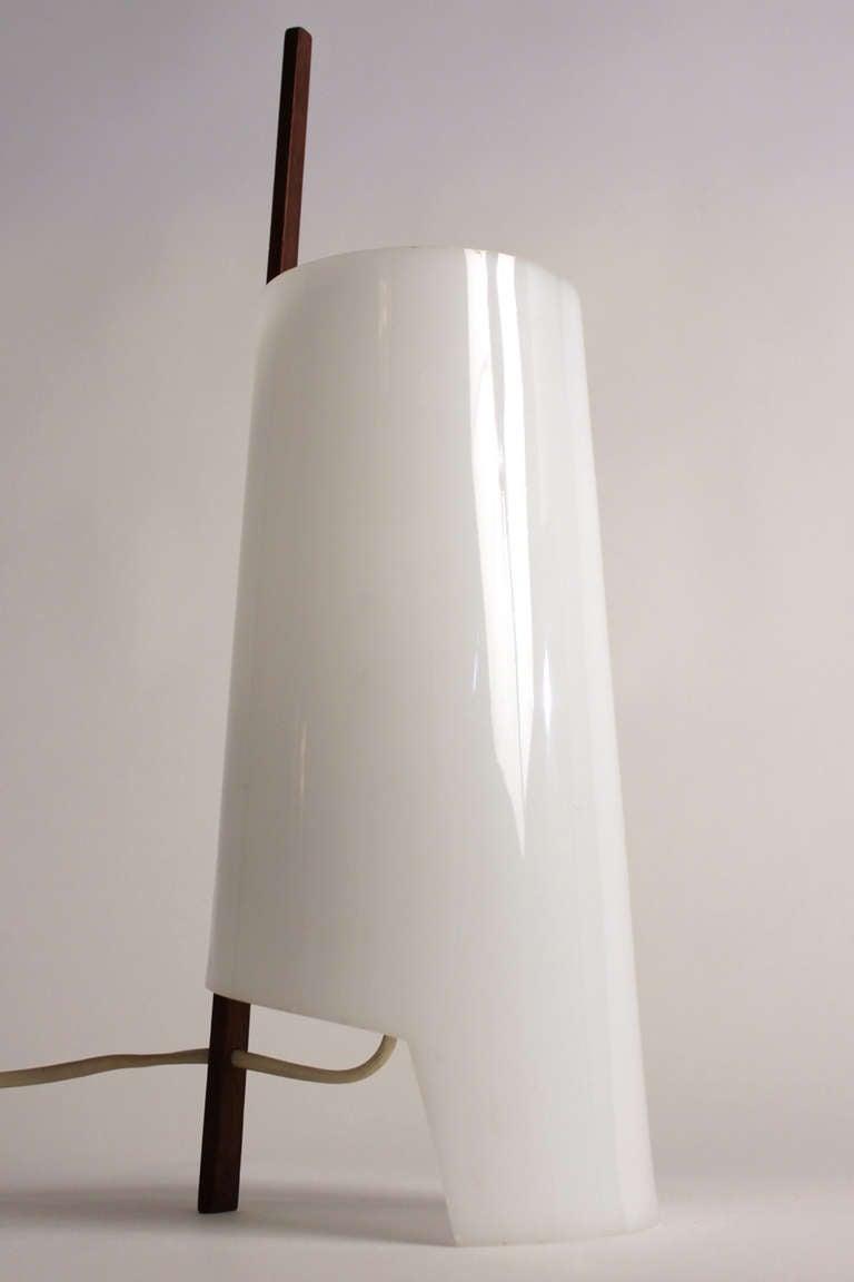 Minimalist Table Lamp At 1stdibs