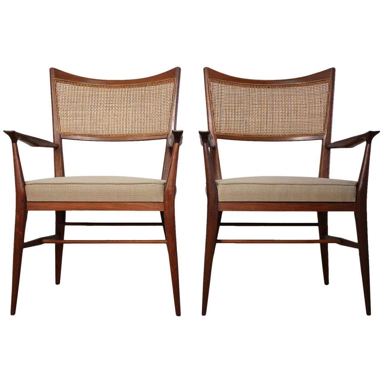 Paul McCobb Occasional Lounge Chairs