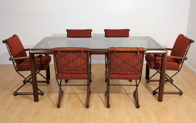Cleo Baldon For Terra Furniture Dining Set At 1stdibs