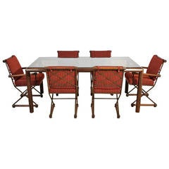 Cleo Baldon for Terra Furniture Dining Set
