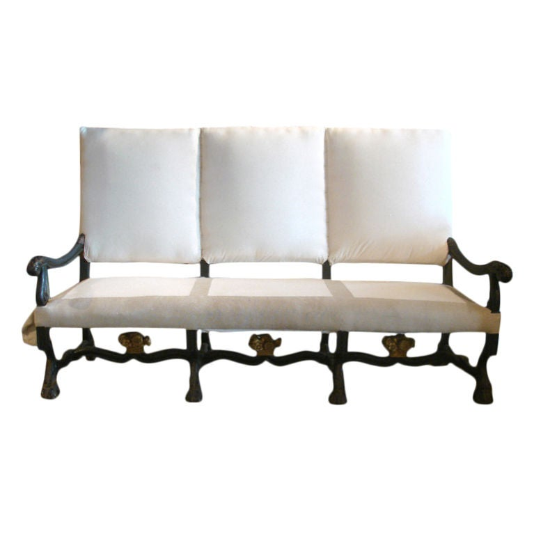 18c louis xiv canape at 1stdibs. Black Bedroom Furniture Sets. Home Design Ideas
