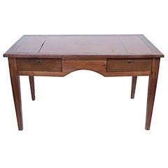 19th Century Louis Phillipe Bureau Plat Desk