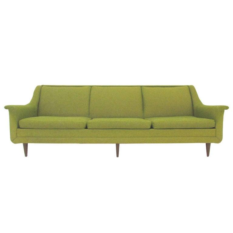 danish mid century modern sectional sofa