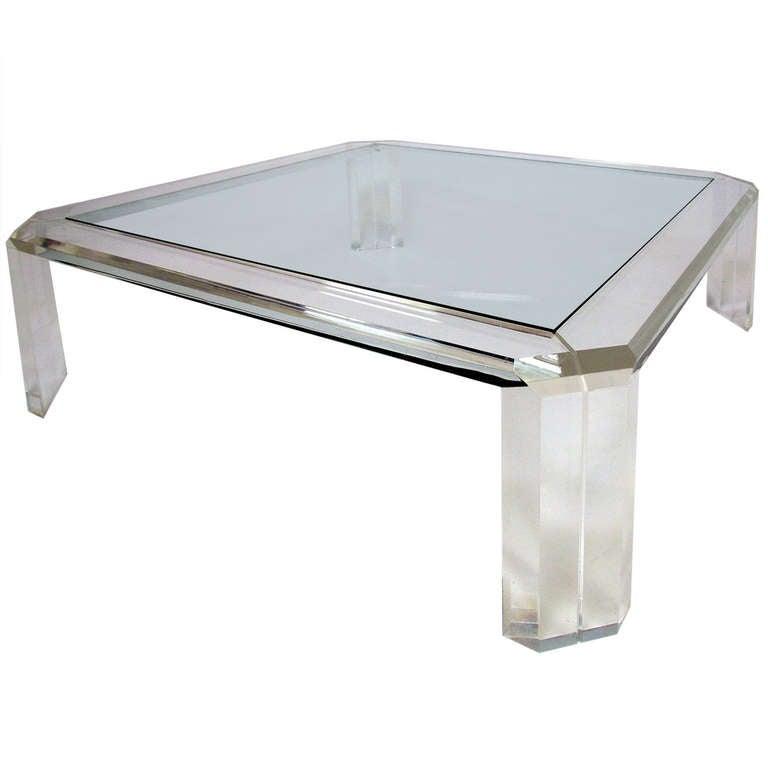 Redo prismatiques 1 for Designer cocktail tables glass
