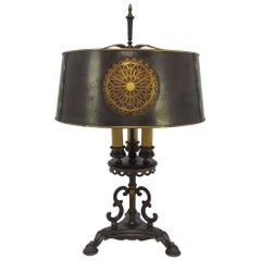 Spanish Colonial Revival Table Lamp by Mutual Sunset