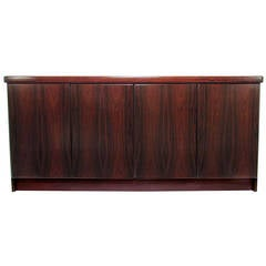 Danish Rosewood Credenza or Buffet by Christian Linneberg, circa 1970s