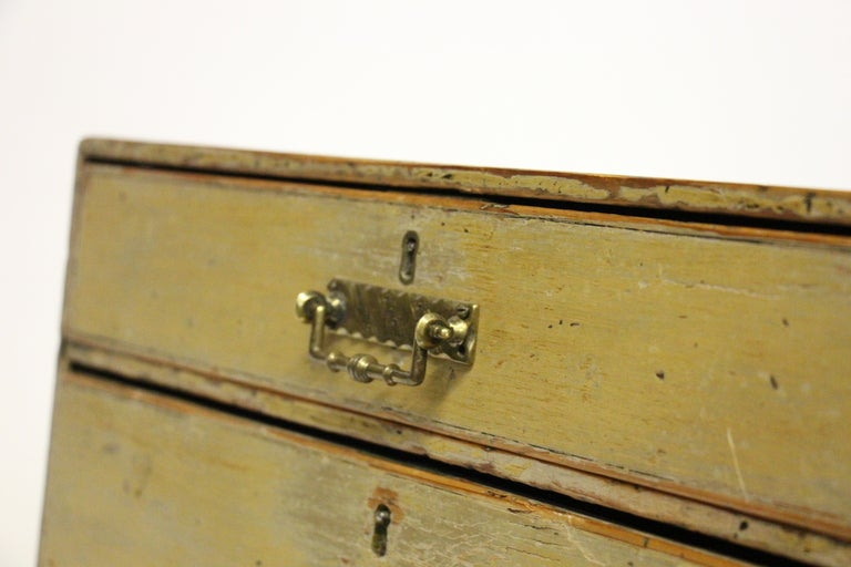 19th Century Counter Top Jewelry Box For Sale at 1stdibs