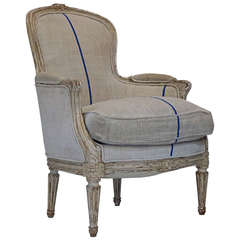 19th Century Louis XV BergèRe