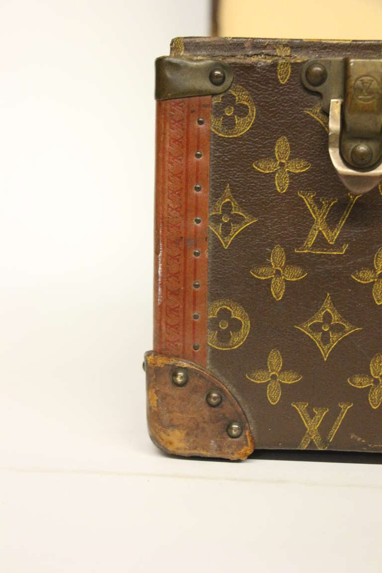 louis vuitton suitcase at 1stdibs