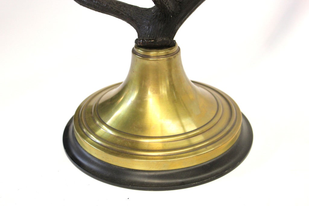 Stag Horn Candelabras Set 7