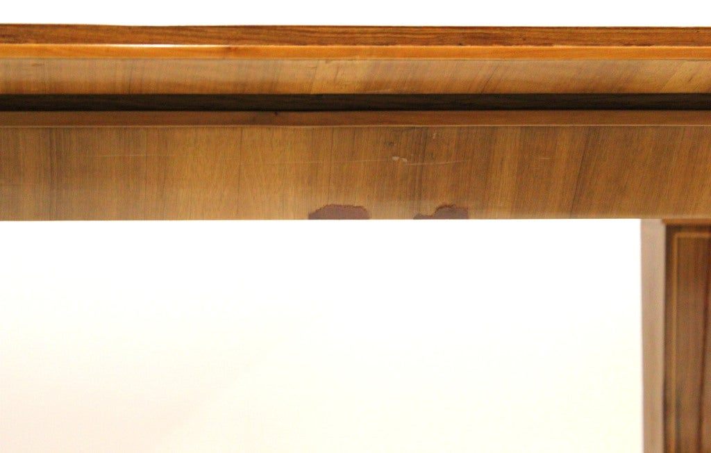 mission style dining table for sale at 1stdibs
