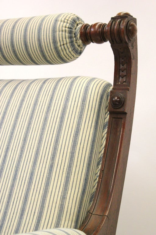 Victorian Settee For Sale 2