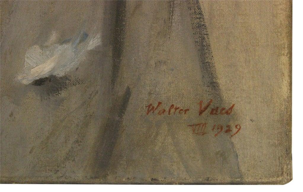 Portrait of Gentleman  by Walter Vaes 2