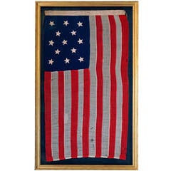 Lamprell & Marble Thirteen Star American Flag
