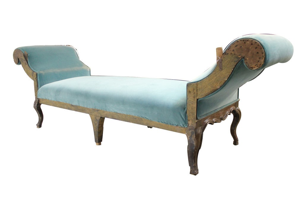 louis xv style bench for sale at 1stdibs. Black Bedroom Furniture Sets. Home Design Ideas