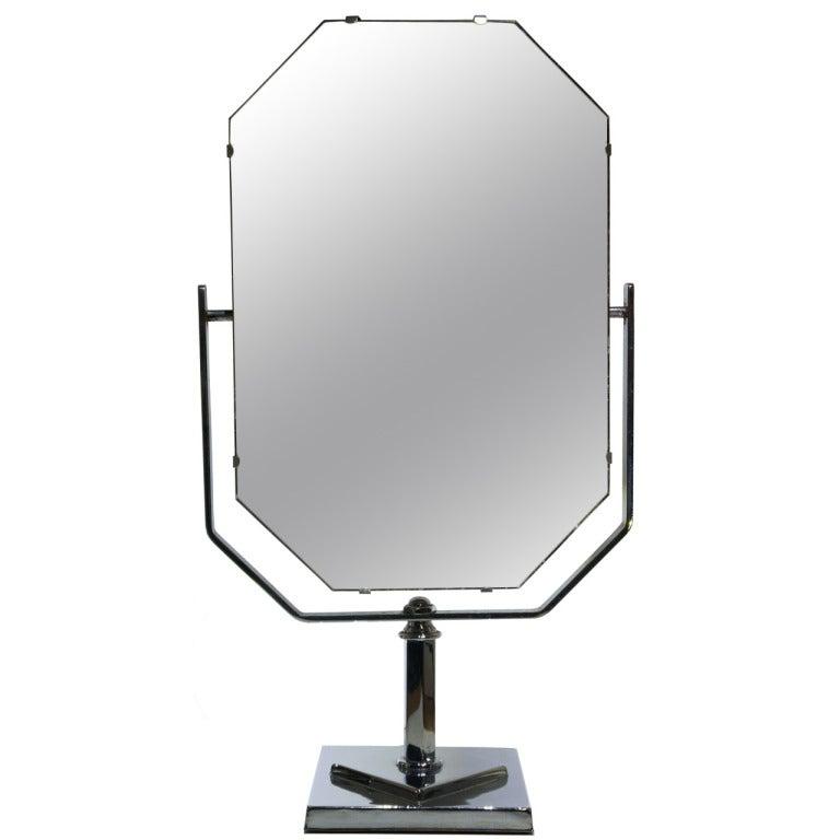 Antique Vanity Swivel Mirror At 1stdibs