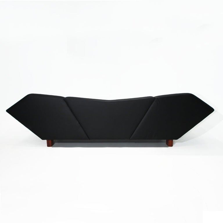 Massive Prototype Geometric Sofa by Zanini De Zanine 3