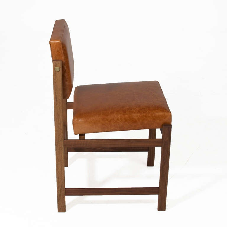 dining chair in solid walnut in pure oil finish is no longer available