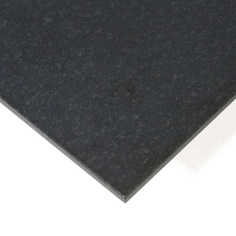 Granite Top Square Coffee Table
