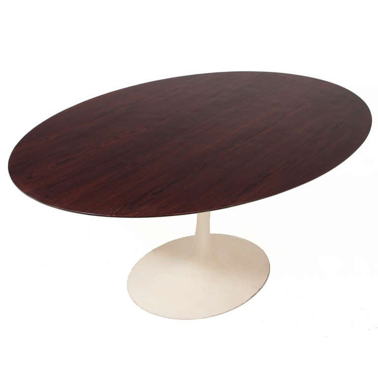 Eero Saarinen Tulip Rosewood Dining Table at 1stdibs : rosewoodtuliptableMIl from www.1stdibs.com size 768 x 768 jpeg 17kB
