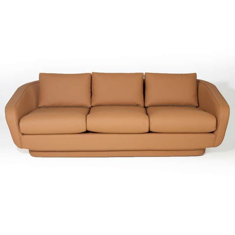 Vintage Sofa by Norman Fox Macgregor for Sam Belz of Memphis 2
