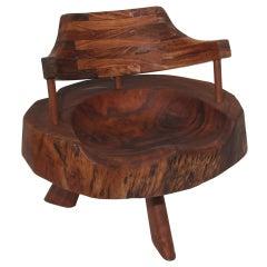 """Ninho"" chair by Tunico T."