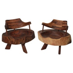 "Set of ""Ninho"" Chairs by Tunico T."
