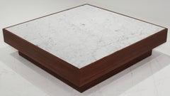 Quadrar Coffee Table by Thomas Hayes Studio
