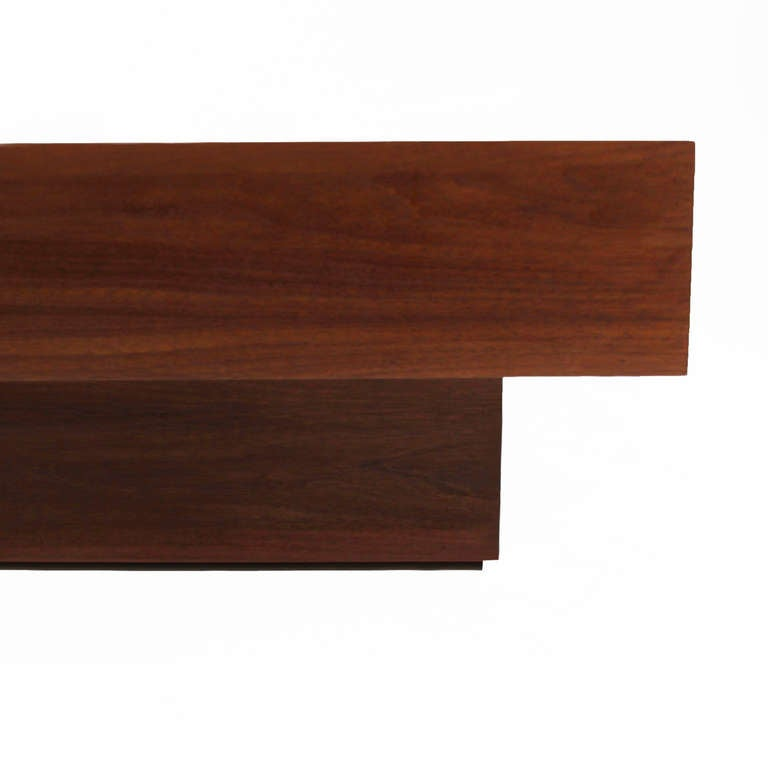 The Quadrar Coffee Table By Thomas Hayes Studio For Sale